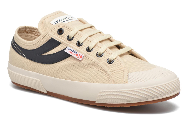 Sneakers Superga 2750 Cotu Panatta Beige detail