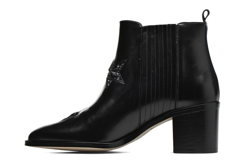 Bottines et boots Jonak Verseau Noir vue face
