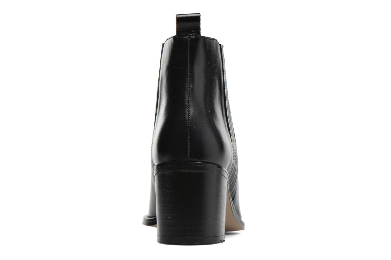 Bottines et boots Jonak Verseau Noir vue droite