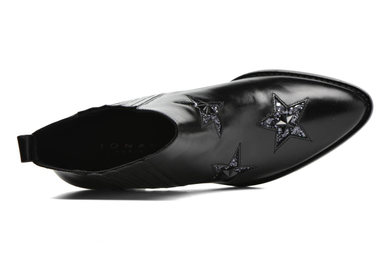 Bottines et boots Jonak Verseau Noir vue gauche