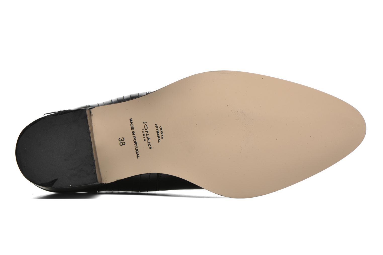 Bottines et boots Jonak Verseau Noir vue haut
