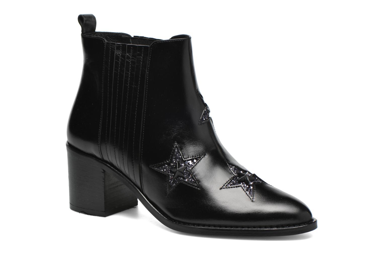 Bottines et boots Jonak Verseau Noir vue détail/paire