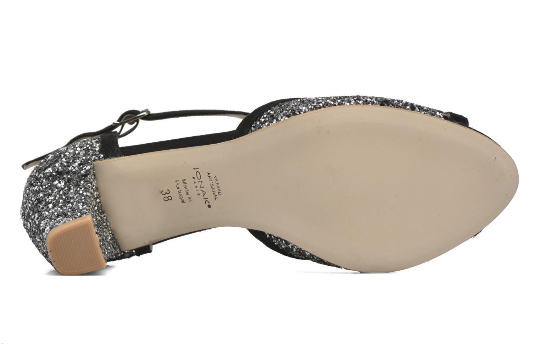 Zapatos de tacón Jonak Damaris Negro vista de arriba
