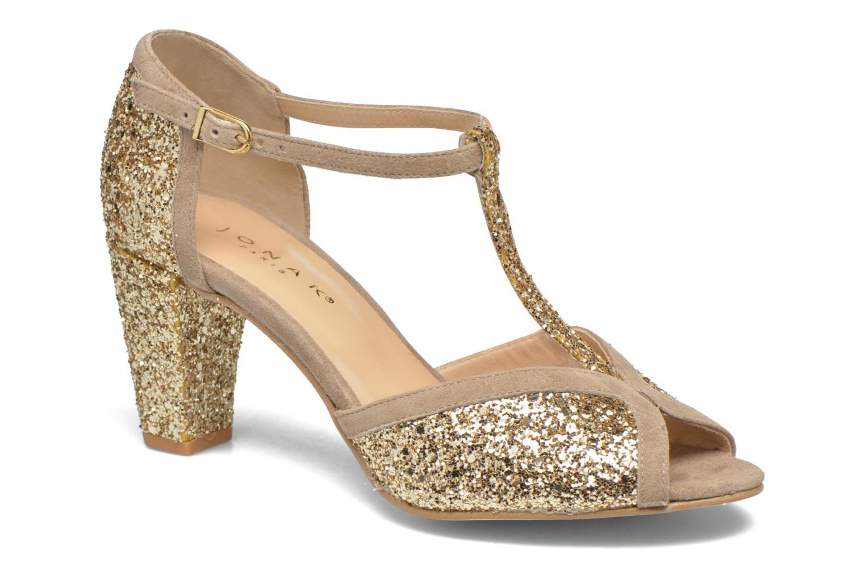 High heels Jonak Damaris Multicolor detailed view/ Pair view