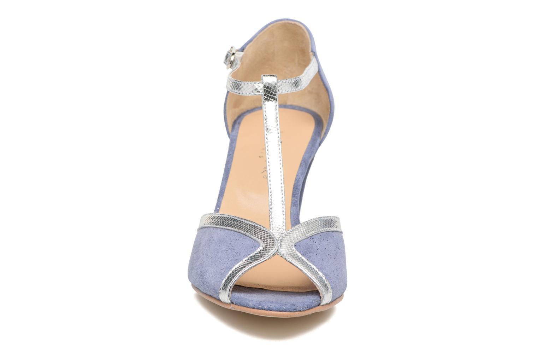 Zapatos de tacón Jonak Damaris Azul vista del modelo