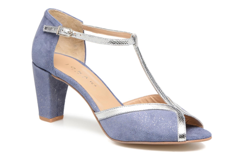 Zapatos de tacón Jonak Damaris Azul vista de detalle / par
