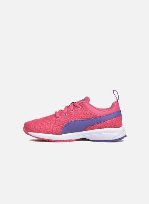 Sneakers Puma Inf Carson Nightc V  Ps Carson Nightc V Roze voorkant