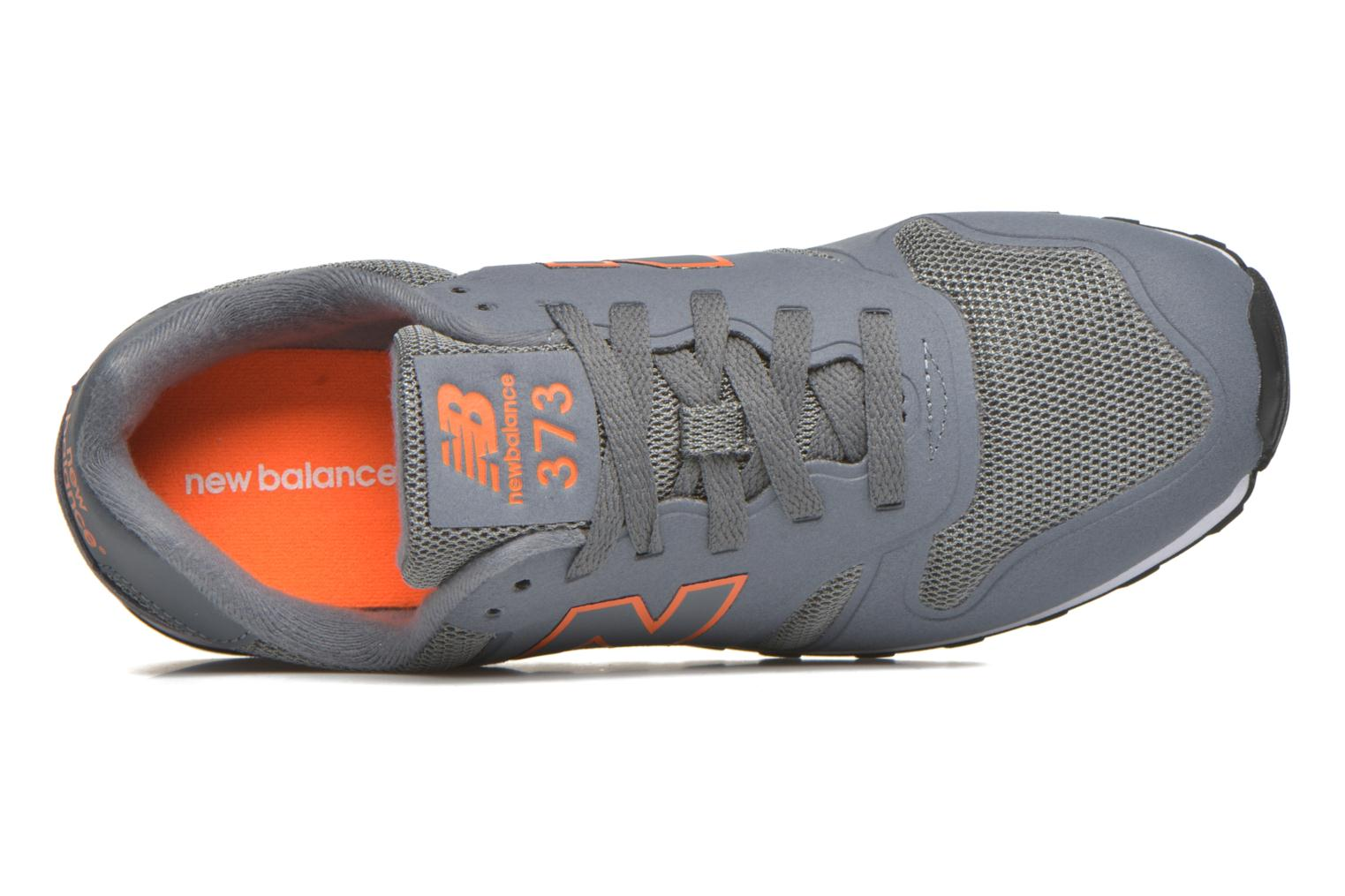 Sneakers New Balance MD373 Grijs links