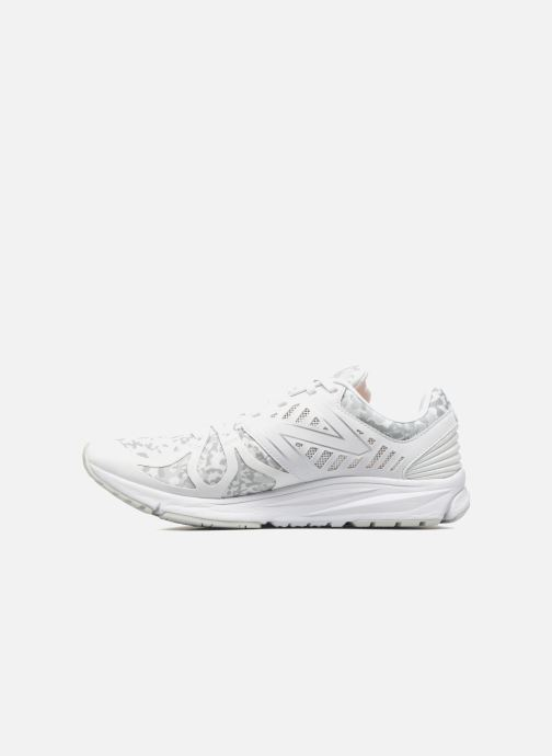 Trainers New Balance MLRUSH White front view