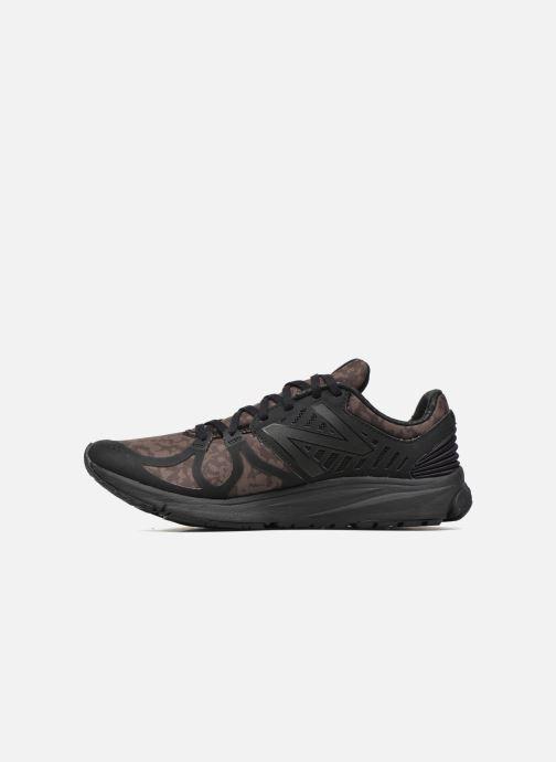 Sneakers New Balance MLRUSH Nero immagine frontale