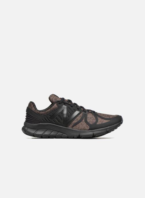 Sneakers New Balance MLRUSH Nero immagine posteriore