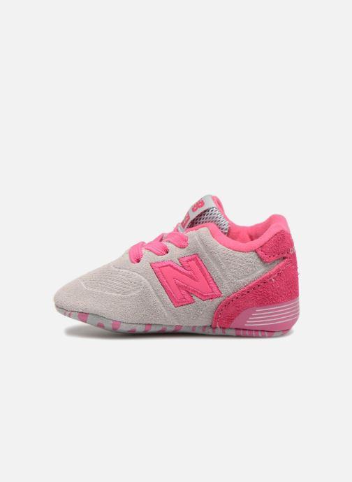Sneakers New Balance KL574 M Roze voorkant