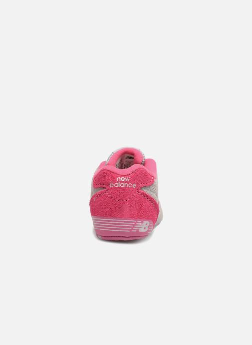 Trainers New Balance KL574 M Pink view from the right