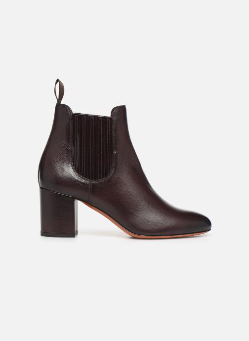 Boots en enkellaarsjes Santoni Venus 55880 Paars achterkant
