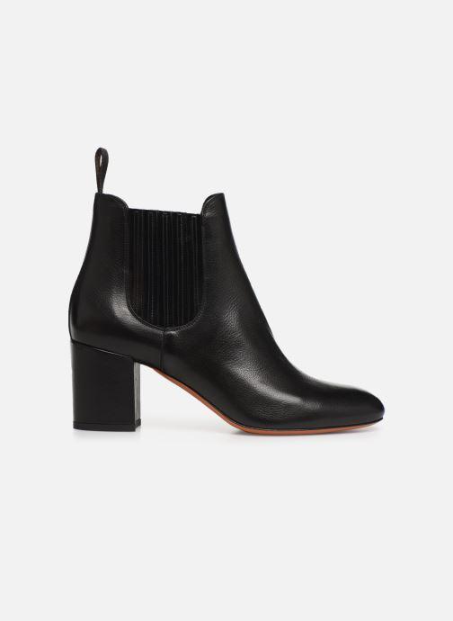 Bottines et boots Santoni Venus 55880 Noir vue derrière