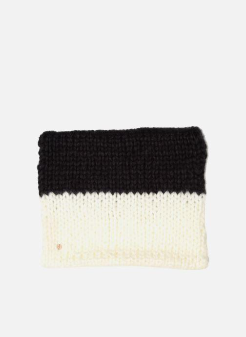 Sciarpa y foulard Esprit Tour de cou 1 Nero modello indossato
