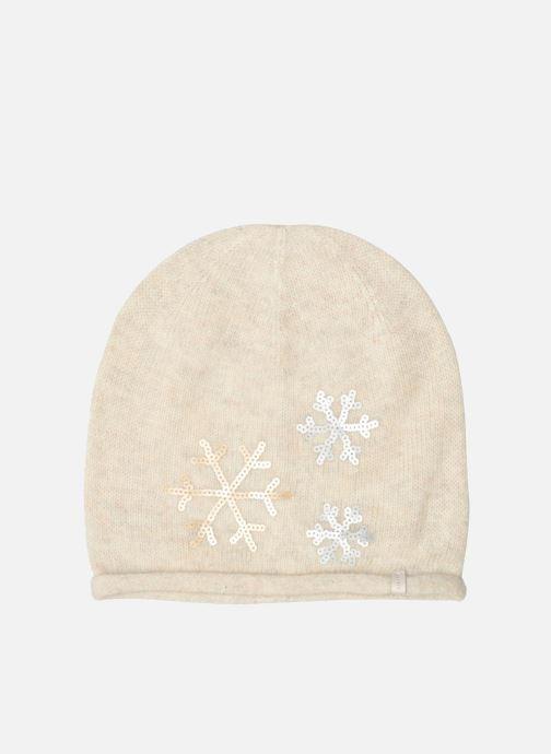 Divers Esprit Bonnet sequins Blanc vue détail/paire