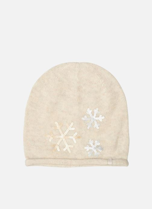 Bonnets Esprit Bonnet sequins Beige vue détail/paire