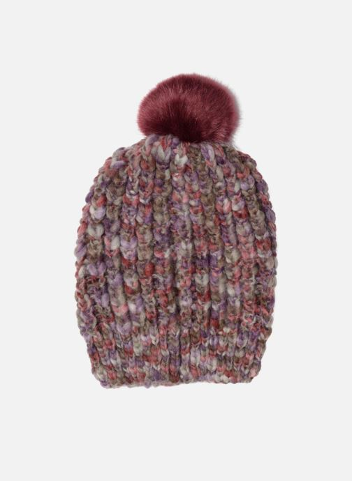 Beanie Esprit Bonnet mouliné Burgundy model view