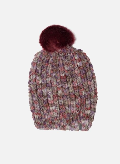 Beanie Esprit Bonnet mouliné Burgundy detailed view/ Pair view