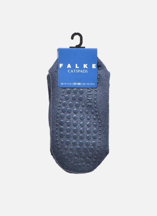 Chaussettes et collants Falke Chaussons-chaussettes Catspads Marron vue derrière
