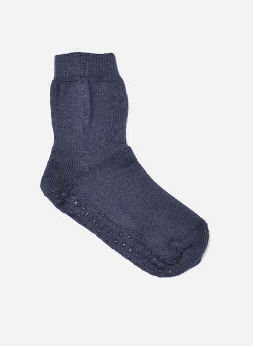 Chaussettes et collants Falke Chaussons-chaussettes Catspads Marron vue détail/paire