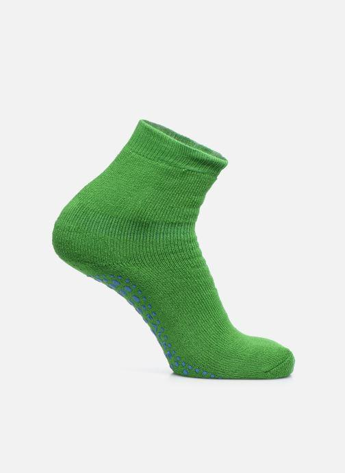 Chaussettes et collants Falke Chaussons-chaussettes Catspads Vert vue détail/paire