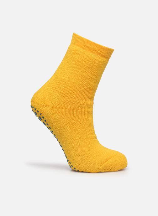 Socken & Strumpfhosen Falke Chaussons-chaussettes Catspads gelb detaillierte ansicht/modell