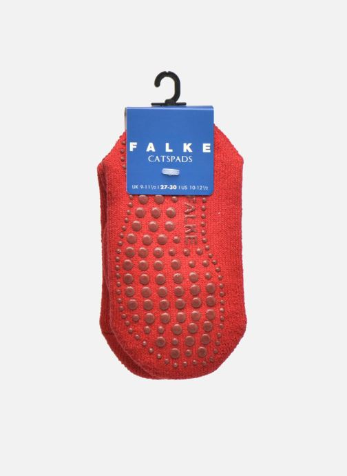 Sokken en panty's Falke Chaussons-chaussettes Catspads Rood achterkant