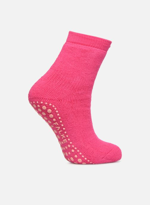 Socks & tights Falke Chaussons-chaussettes Catspads Pink detailed view/ Pair view
