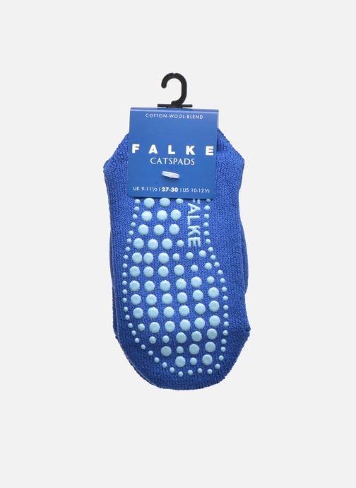 Chaussettes et collants Falke Chaussons-chaussettes Catspads Bleu vue derrière
