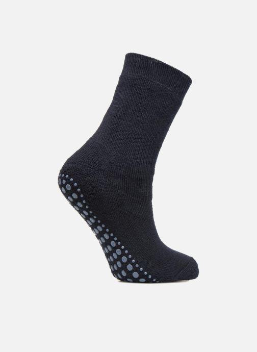 Strumpor och strumpbyxor Falke Chaussons-chaussettes Catspads Blå detaljerad bild på paret