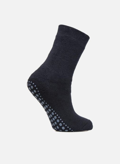 Socks & tights Falke Chaussons-chaussettes Catspads Blue detailed view/ Pair view
