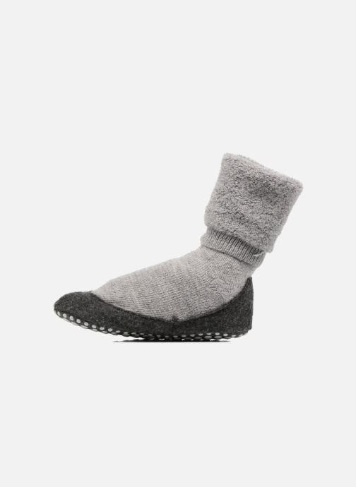 Sokken en panty's Falke Chaussons-chaussettes Cosyshoes Grijs voorkant