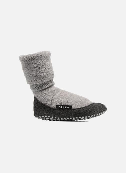 Sokken en panty's Falke Chaussons-chaussettes Cosyshoes Grijs achterkant