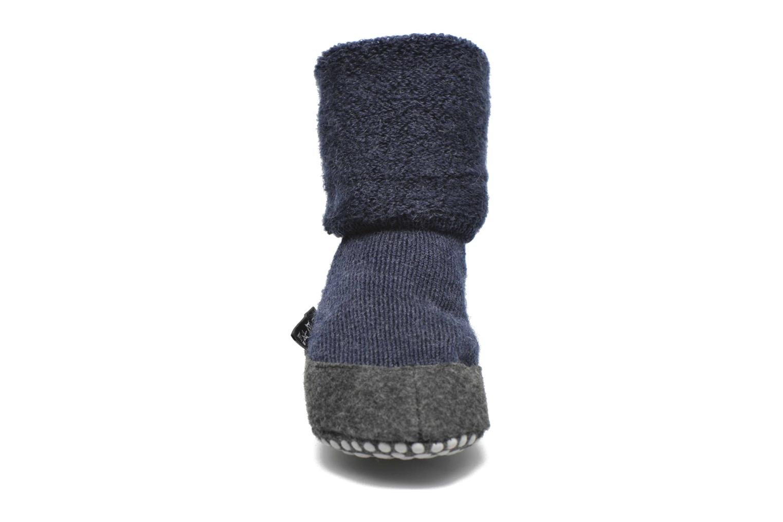 Strømper og tights Falke Chaussons-chaussettes Cosyshoes Blå se skoene på