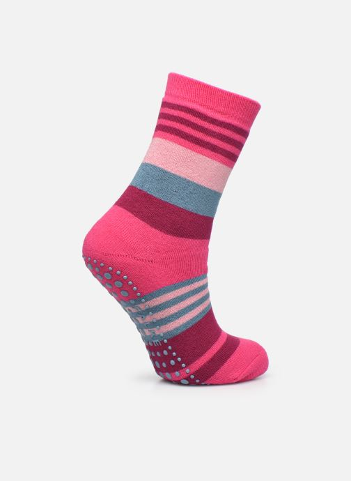 Chaussettes et collants Falke Chaussons-chaussettes Irregular Stripe Catspads Multicolore vue détail/paire
