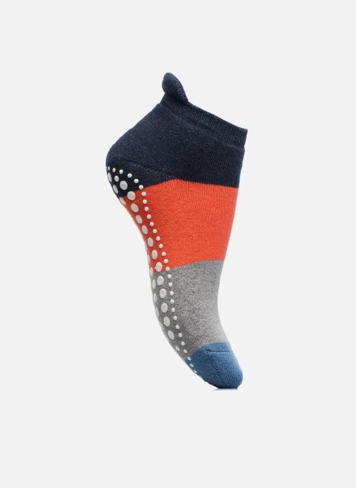 Sokken en panty's Falke Chaussons-chaussettes Colour Block Catspads Multicolor detail