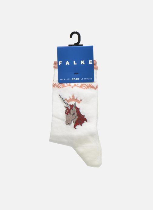 Grande Vente Accessoires Falke Chaussettes Unicorn Blanc Chaussettes et collants 276173
