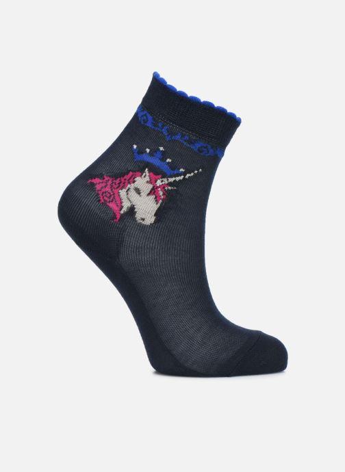 Chaussettes et collants Falke Chaussettes Unicorn Bleu vue détail/paire