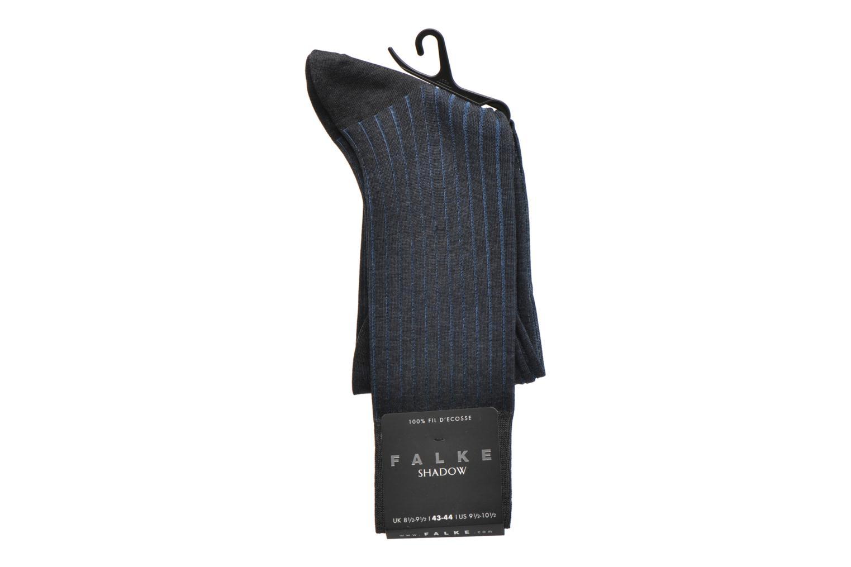 Calze e collant Falke Chaussettes Shadow Grigio immagine posteriore