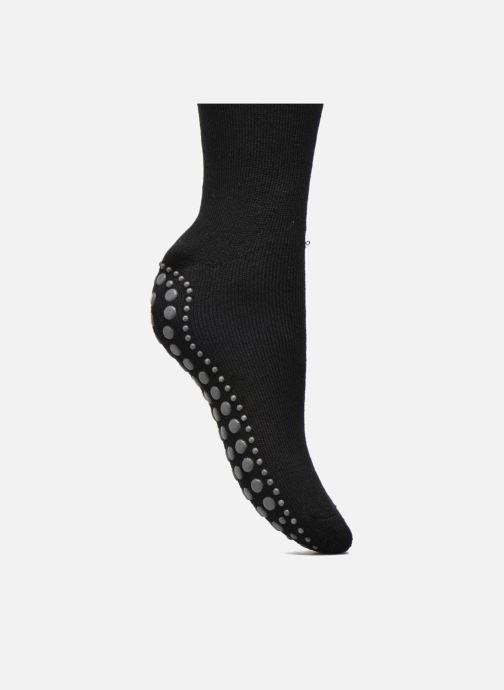 Sokken en panty's Falke Chaussons-chaussettes Homepads Zwart links