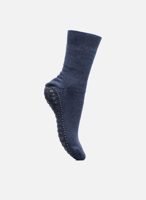 Chaussettes et collants Falke Chaussons-chaussettes Homepads Bleu vue détail/paire