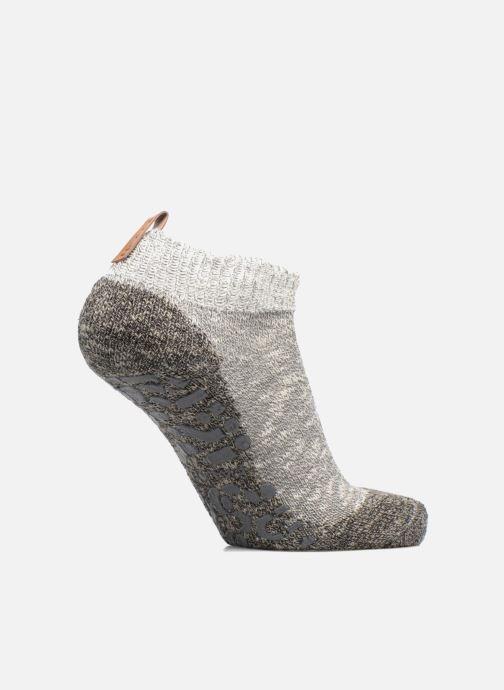 Chaussettes et collants Falke Chaussons-chaussettes Homepads Gris vue détail/paire