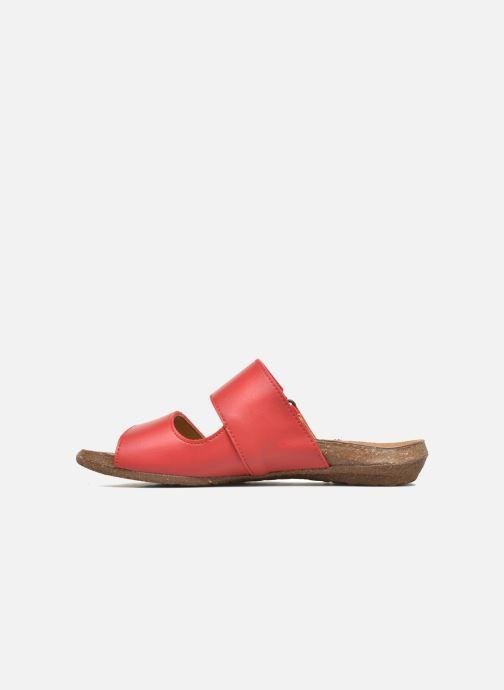 Sandales et nu-pieds El Naturalista Wakataua ND79 Rouge vue face