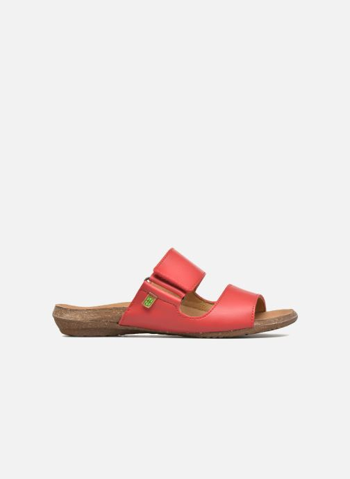 Sandali e scarpe aperte El Naturalista Wakataua ND79 Rosso immagine posteriore