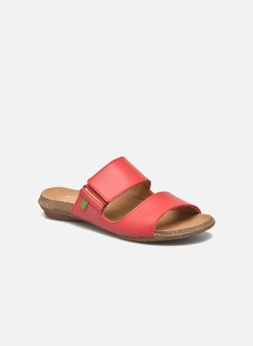 Sandales et nu-pieds El Naturalista Wakataua ND79 Rouge vue détail/paire
