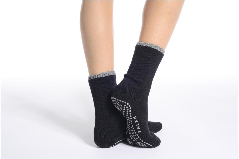 Calze e collant Falke Chaussons-chaussettes Cuddle Pads Nero immagine dall'alto