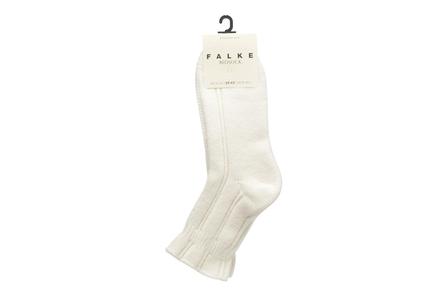Medias y Calcetines Falke Chaussettes Bedsock Blanco vistra trasera