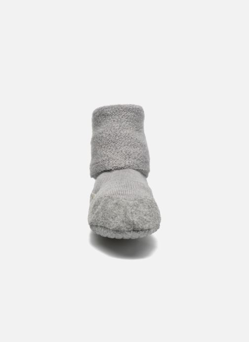 Sokken en panty's Falke Chaussons-chaussettes COSYSHOE Grijs model